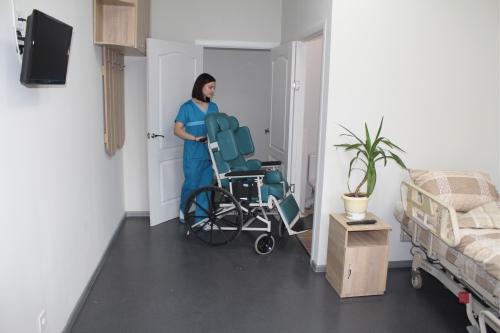 Хоспис для лежачих больных киев в дом престарелых отдать имеют право только родственники