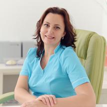 Юлия Желтоножская - женщина проктолог в Киеве